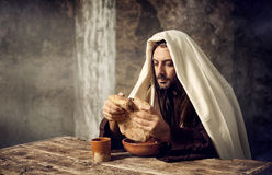 jesus-breaks-bread-last-supper-39081100
